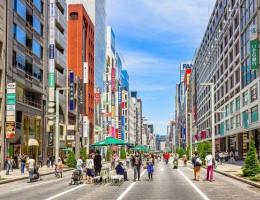 Top 6 trung tâm mua sắm hàng đầu tại Nhật Bản