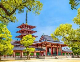 Top 7 địa điểm du lịch tâm linh nổi tiếng tại thành phố Osaka