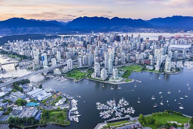 Vé máy bay All Nippon Airways đi Vancouver giá rẻ